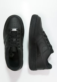 Nike Sportswear - AIR FORCE 1 - Sneakers laag - schwarz - 1