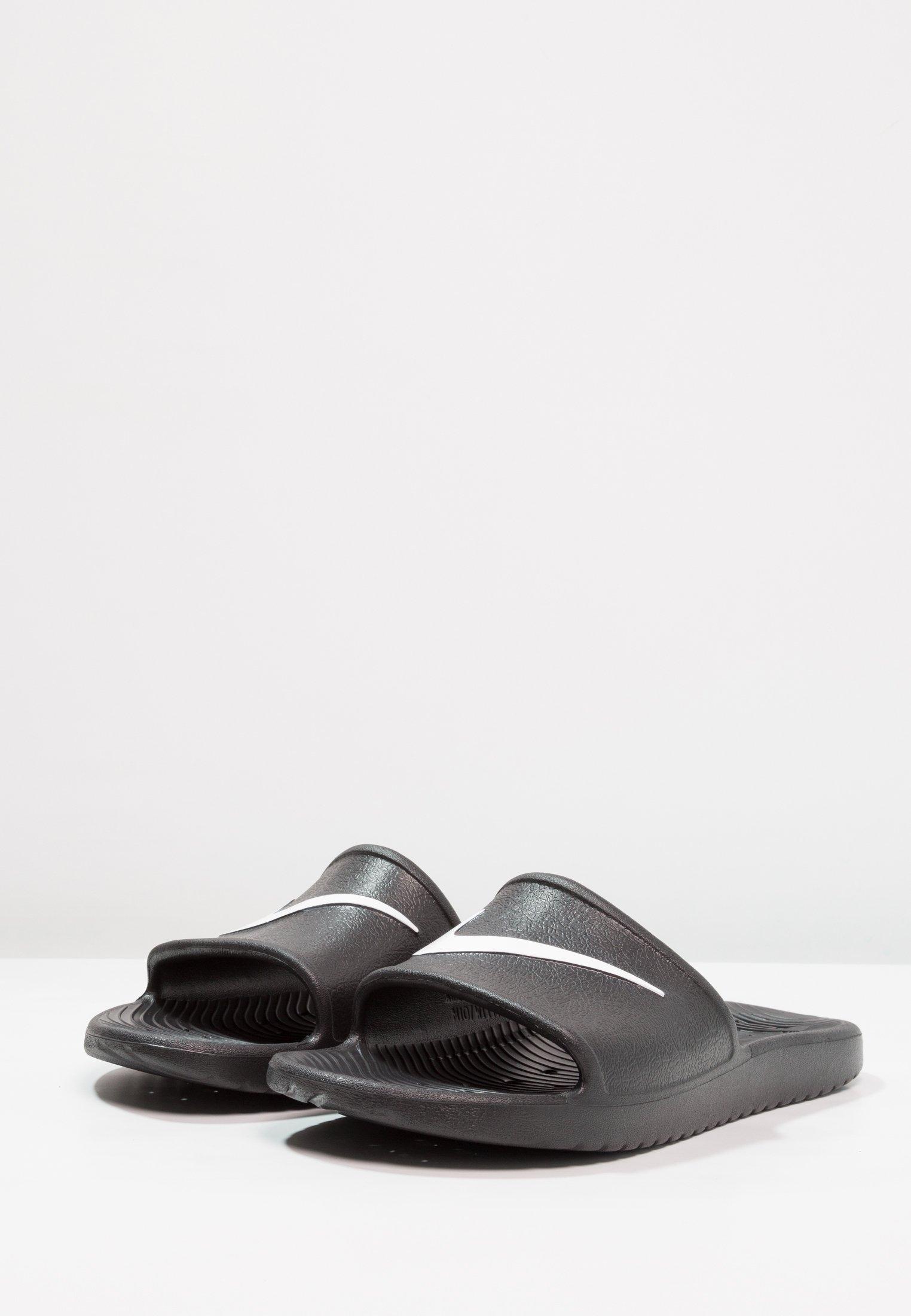 Nike Sportswear Sandaalit Kawa Shower Slide BlackWhite
