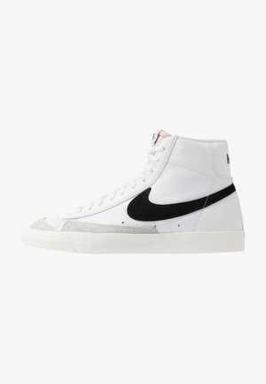 BLAZER MID '77 - Sneaker high - white/black
