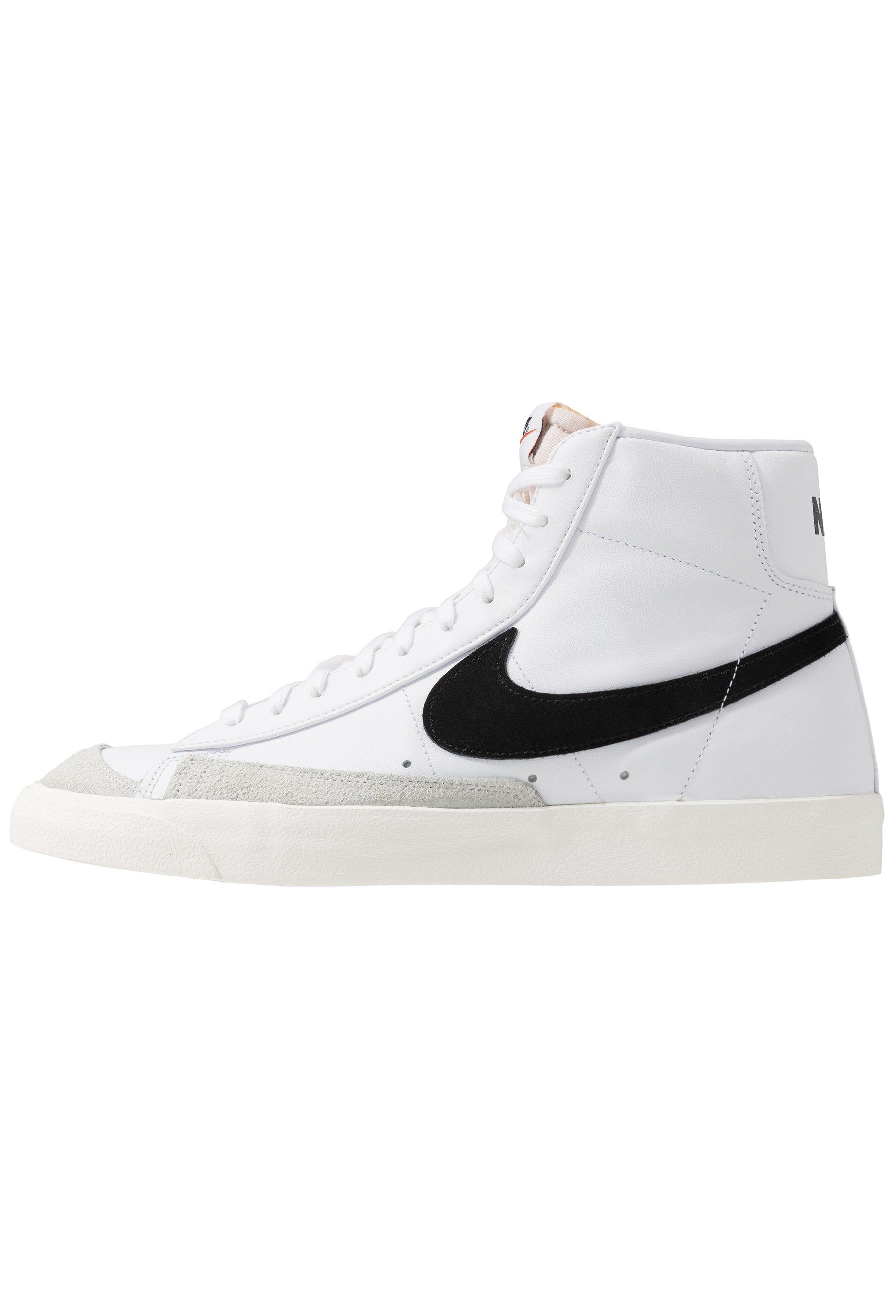 BLAZER MID '77 Sneakers alte whiteblack