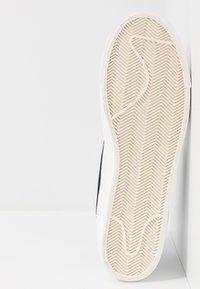 Nike Sportswear - BLAZER MID '77 - Sneakersy wysokie - white/black - 7