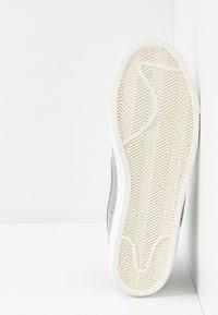 Nike Sportswear - BLAZER MID '77 - High-top trainers - wolf grey/pure platinum/sail - 5