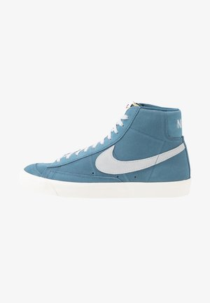 BLAZER MID '77 - High-top trainers - thunderstorm/pure platinum/sail