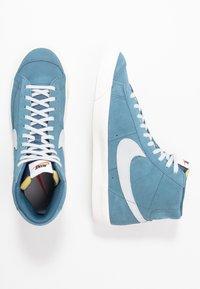 Nike Sportswear - BLAZER MID '77 - High-top trainers - thunderstorm/pure platinum/sail - 2