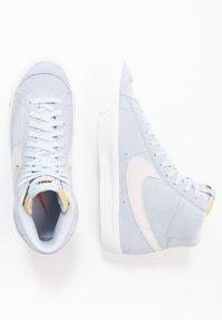 Nike Sportswear - BLAZER MID '77 - High-top trainers - hydrogen blue/white/black - 1