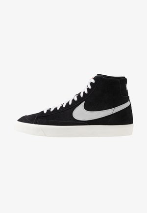 BLAZER MID '77 - Sneakers alte - black/pure platinum/sail/white