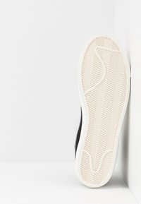 Nike Sportswear - BLAZER MID '77 - High-top trainers - black/pure platinum/sail/white - 9