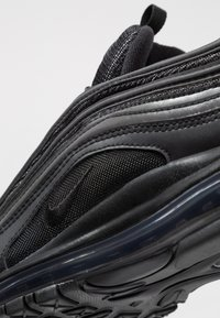 Nike Sportswear - AIR MAX 97 - Sneakers basse - black/white - 5