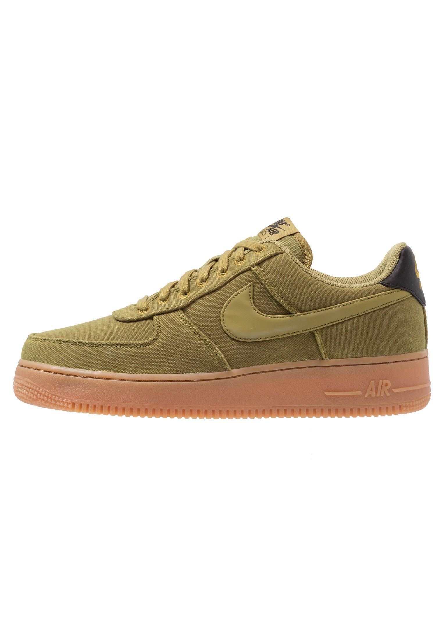 AIR FORCE 1 '07 LV8 STYLE Sneakers basse greenmedium brownblack