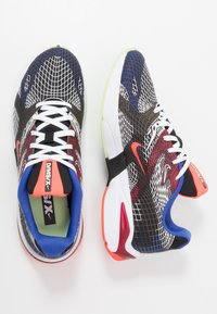 Nike Sportswear - GHOSWIFT - Zapatillas - white/black/dynamic yellow - 1