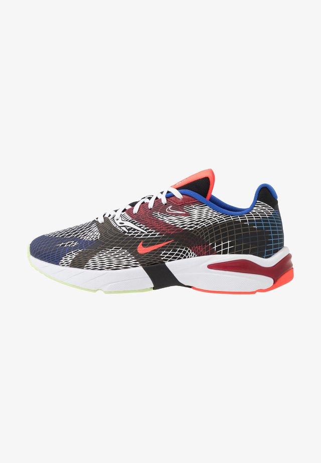 GHOSWIFT - Sneakersy niskie - black/white/deep royal blue/bright crimson/team red/racer blue