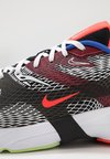 Nike Sportswear - GHOSWIFT - Zapatillas - black/white/deep royal blue/bright crimson/team red/racer blue