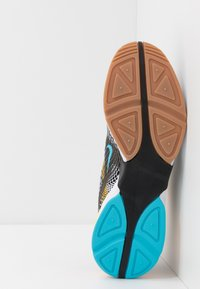 Nike Sportswear - GHOSWIFT - Zapatillas - black/blue fury/laser orange/white/medium brown - 4