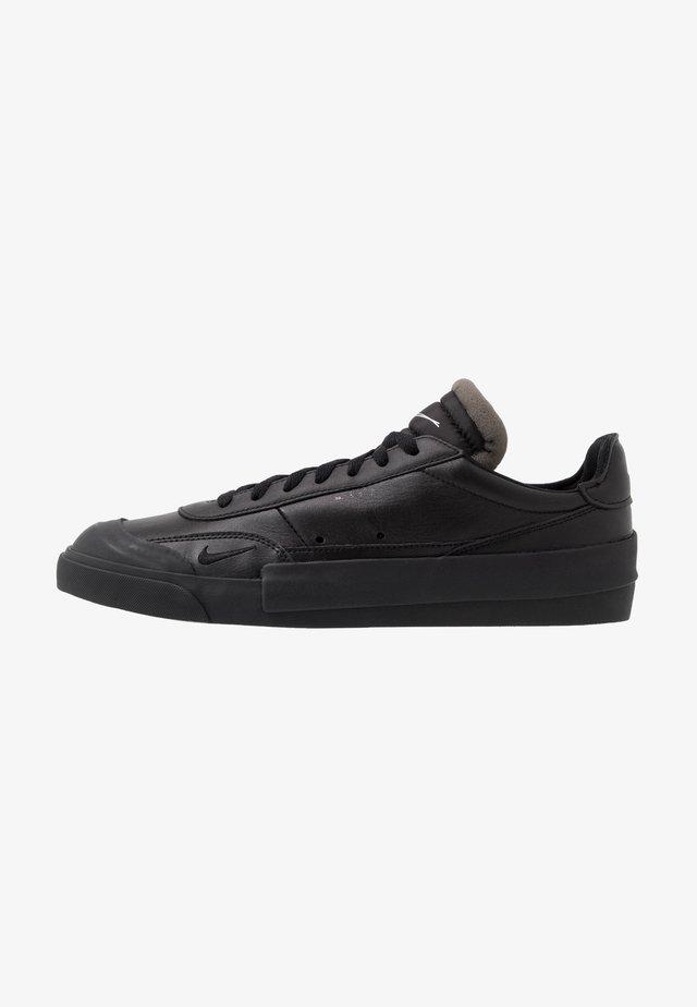 DROP TYPE PRM - Sneakersy niskie - black/white