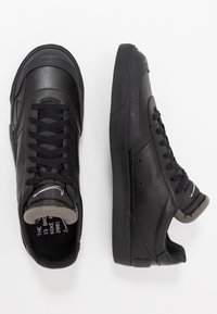 Nike Sportswear - DROP TYPE PRM - Sneakers - black/white