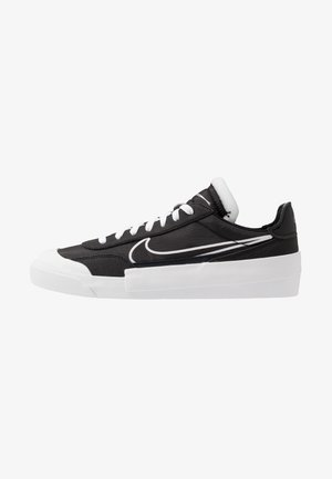 DROP-TYPE HBR - Sneakersy niskie - black/white