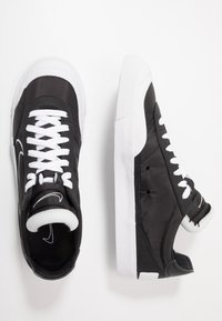 Nike Sportswear - DROP-TYPE HBR - Sneakers - black/white - 4