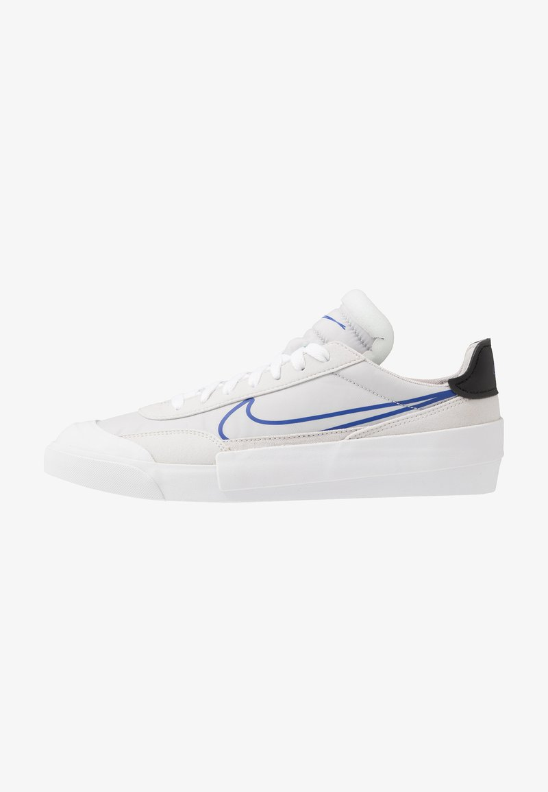 Nike Sportswear - DROP-TYPE HBR - Sneakers basse - vast grey/hyper blue/black/white