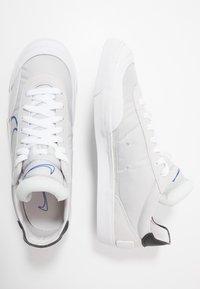 Nike Sportswear - DROP-TYPE HBR - Sneakers basse - vast grey/hyper blue/black/white - 1