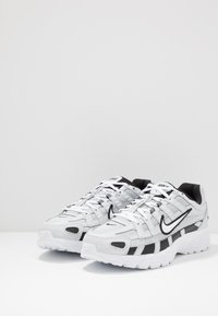 Nike Sportswear - P-6000 - Sneakers - pure platinum/white/black - 2