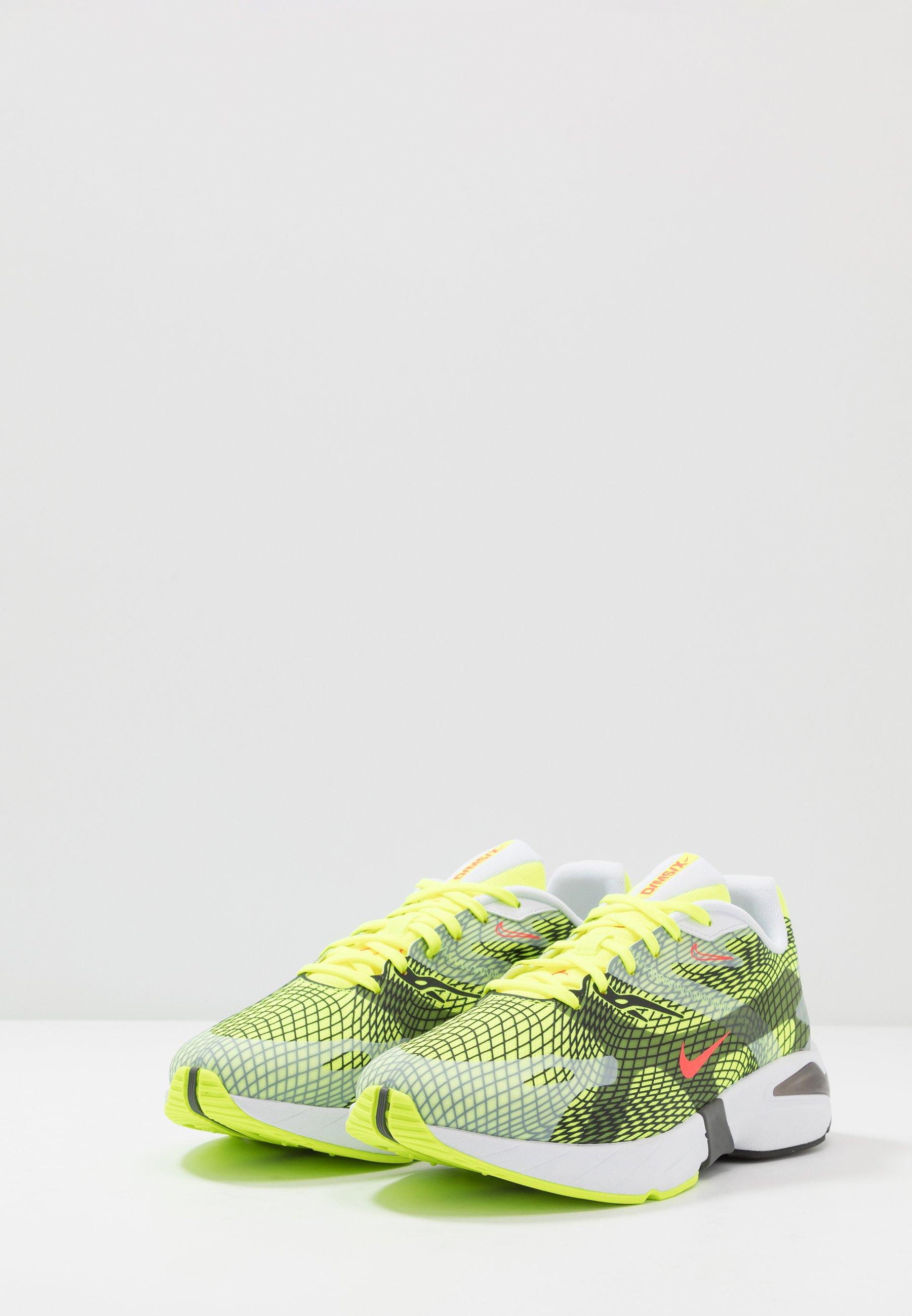 Nike Sportswear Ghoswift - Trainers Volt/laser Crimson/white/iron Grey/black