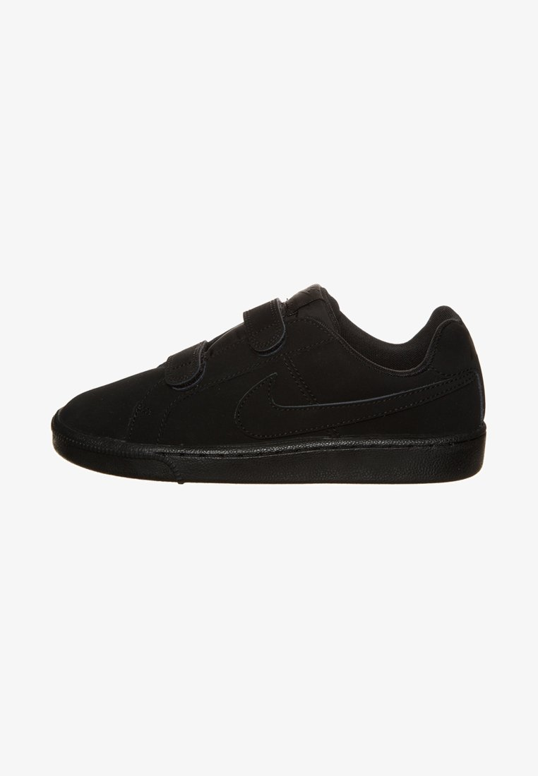 Nike Sportswear - COURT ROYALE - Sneakers basse - black