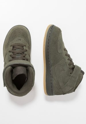 FORCE 1 LV8  - Sneakersy wysokie - sequoia/light brown
