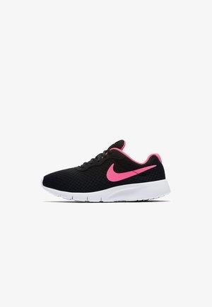 TANJUN  - Sneaker low - black-hyper pink-white