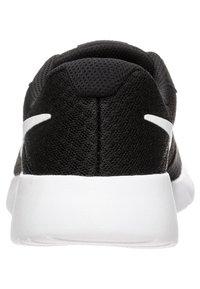 Nike Sportswear - TANJUN  - Sneaker low - black / white - 3