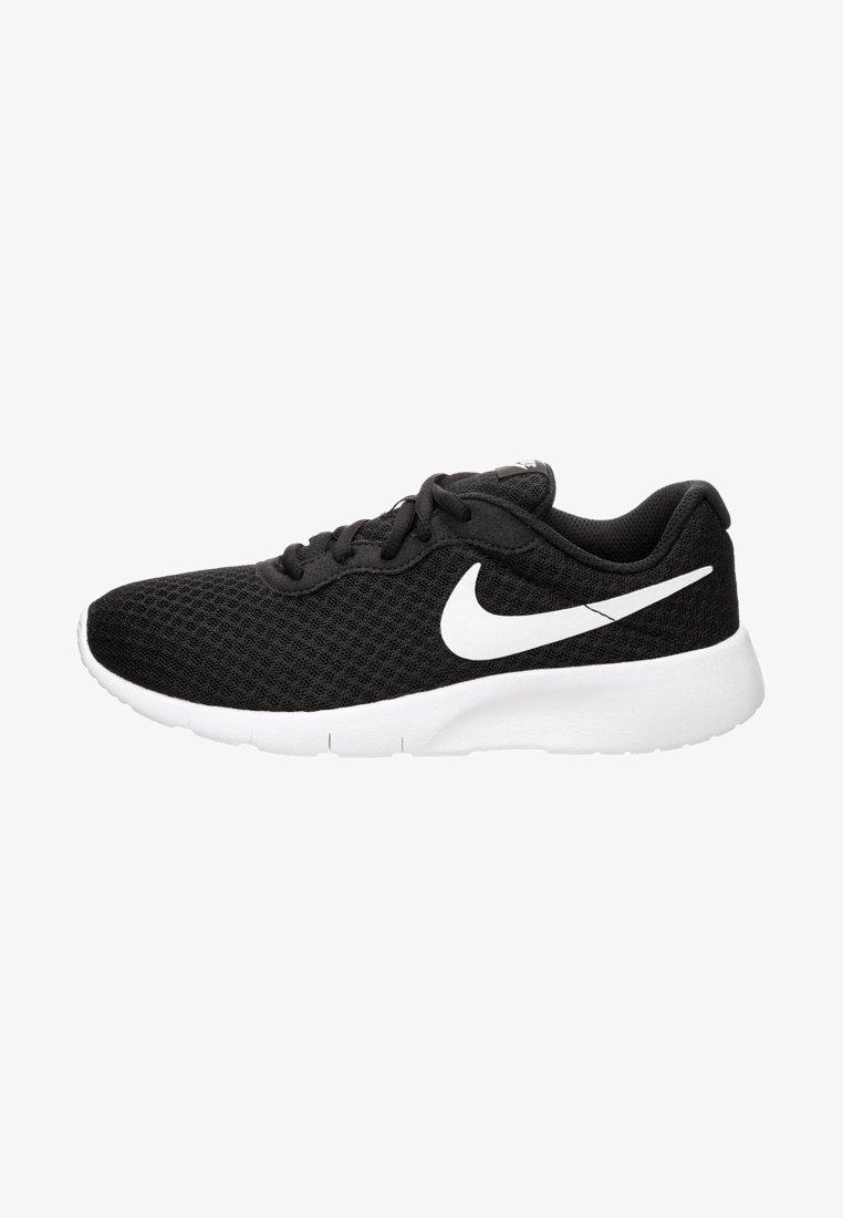 Nike Sportswear - TANJUN  - Sneaker low - black / white