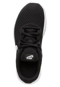 Nike Sportswear - TANJUN  - Sneaker low - black / white - 1