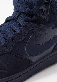 Nike Sportswear - COURT BOROUGH MID 2 BOOT WINTERIZED - Sneakers hoog - blue void/blue stardust/coast/topaz mist/photo blue - 2