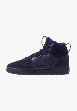 COURT BOROUGH MID BOOT WINTERIZED - Chaussures de skate - blue void/blue stardust/coast/topaz mist/photo blue