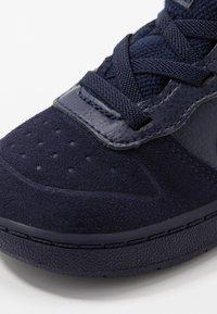 Nike Sportswear - COURT BOROUGH MID WINTERIZED  - Chaussures premiers pas - blue void/blue stardust/coast/topaz mist/photo blue - 2