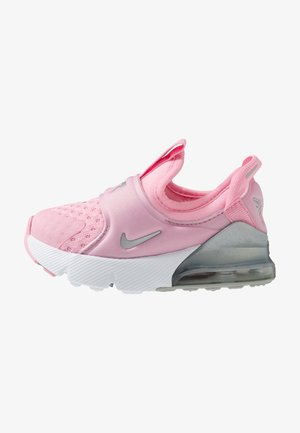 AIR MAX 270 EXTREME - Loaferit/pistokkaat - pink/metallic silver/white