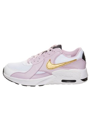NIKE SPORTSWEAR AIR MAX EXCEE SNEAKER KINDER - Sneakers basse - white / metallic gold / iced lilac / off noir