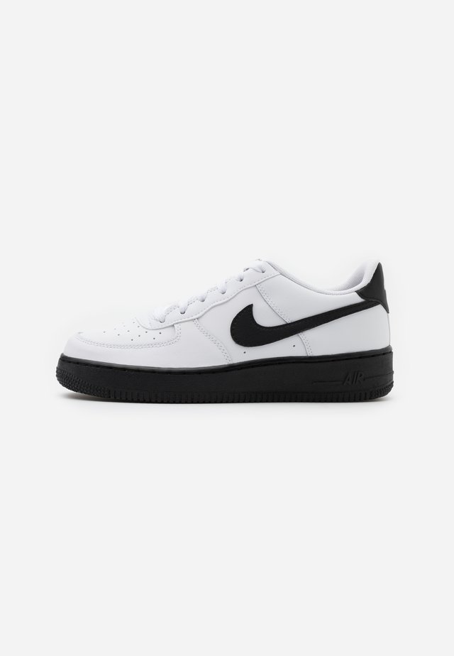 AIR FORCE 1 BRICK - Sneakers - white/black