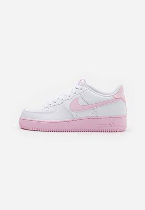 AIR FORCE 1 BRICK - Sneakers basse - white/pink