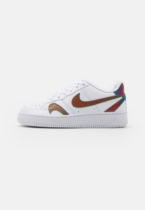 AIR FORCE 1 LV8 UNISEX - Sneakers laag - white/multicolor