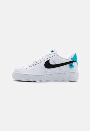 AIR FORCE 1 UNISEX - Zapatillas - white/blue fury
