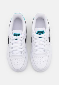 Nike Sportswear - AIR FORCE 1 UNISEX - Trainers - white/blue fury - 3