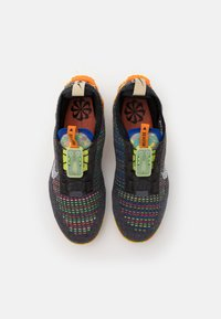 Nike Sportswear - AIR MAX WARP FLYKNIT UNISEX - Sneakers laag - iron grey/white/multicolor - 3