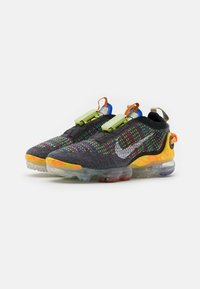 Nike Sportswear - AIR MAX WARP FLYKNIT UNISEX - Sneakers laag - iron grey/white/multicolor - 1