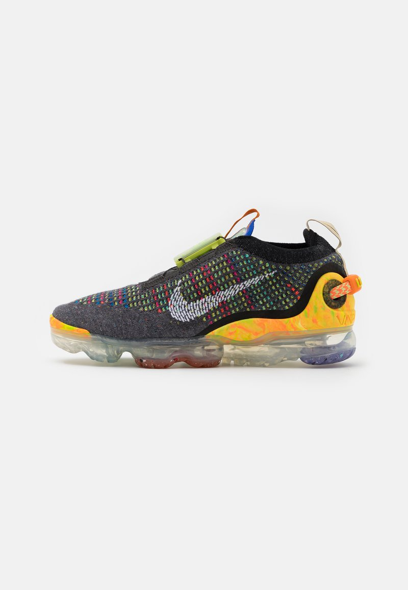 Nike Sportswear - AIR MAX WARP FLYKNIT UNISEX - Sneakers laag - iron grey/white/multicolor