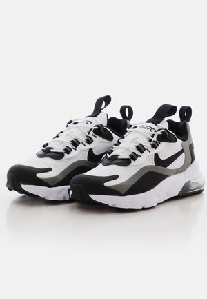 AIR MAX 270 RT (PS) - Sneakers laag - white/black-mtlc pewter
