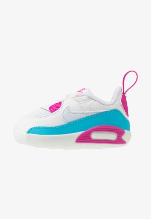 MAX 90 CRIB - Ensiaskelkengät - football grey/summit white/fire pink