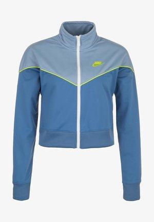 Training jacket - light blue