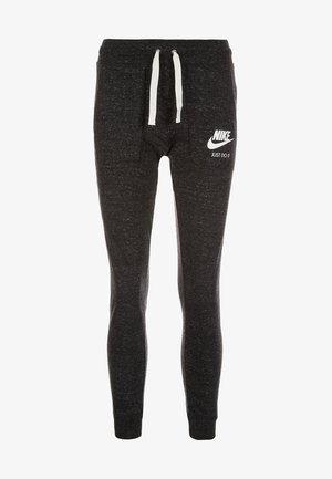 GYM VINTAGE - Pantalon de survêtement - black