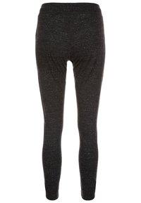 Nike Sportswear - GYM VINTAGE - Jogginghose - black - 1