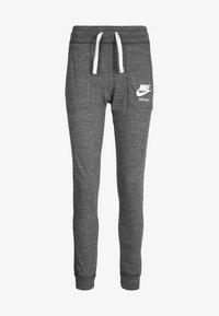 Nike Sportswear - GYM VINTAGE - Pantalones deportivos - anthracite - 0